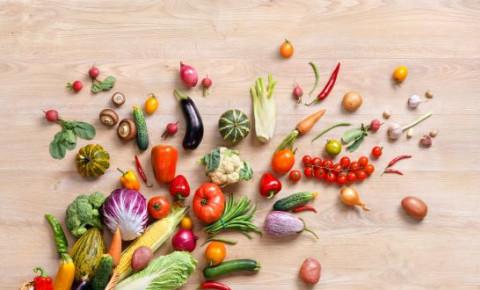 Plant-based food for vegan or vegetarian diet