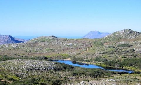 Silvermine reservoir
