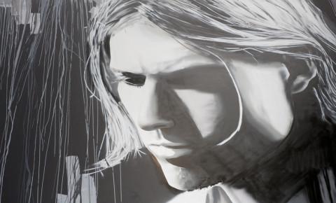 Kurt Cobain Nirvana 123rf