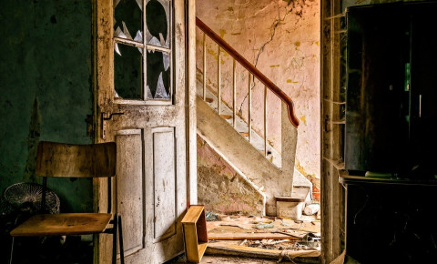 Dilapidated Room