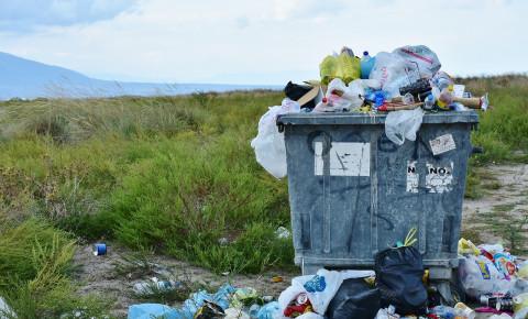 Garbage junk