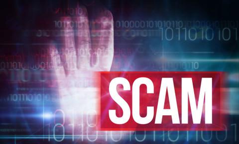 Scam fraud 123rf