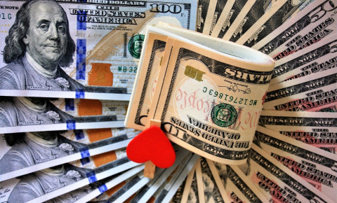 Money dollars cash love pixabay