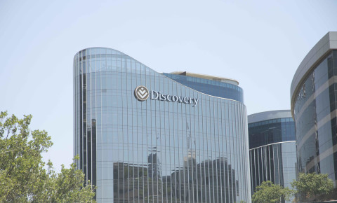 Discovery Group headquarters Sandton