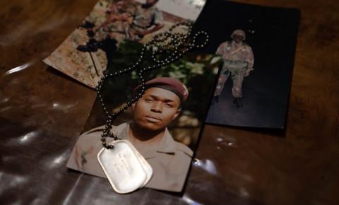 RifleMan Motsamai Bojane Battle of Bangui