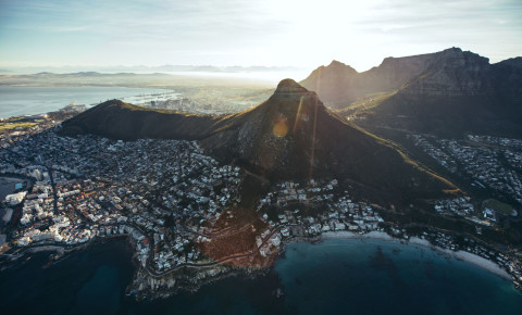 Cape Town aerial view 123rflifestyle 123rflocal 123rfSouthAfrica 123rf