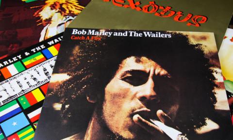 Bob Marley and The Wailers 123rf