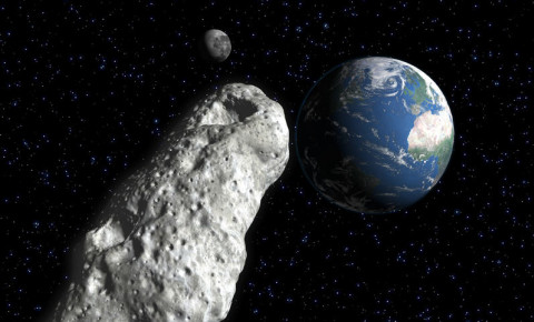 'God of Chaos' asteroid set to hit earth! (In 48 years time) - CapeTalk