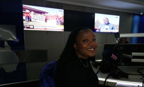 Nomzamo Mlengana first black SA woman to head to Juilliard School of Arts