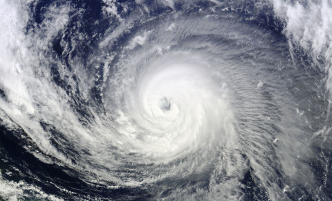 Typhoon hurricane cyclone tropical storm 123rf