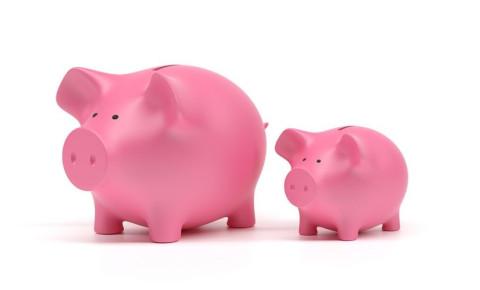 large-and-small-piggybanks-children-moneyjpg