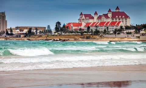 Gqeberha formerly Port Elizabeth name change South Africa 123rf