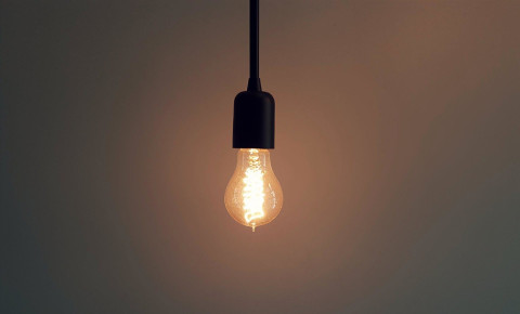 Light bulb, electricity, load shedding.