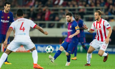 FC Barcelona Lionel Messi UEFA Champions League 123rf 123rfsport 123rffootball