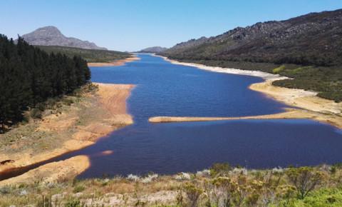 Steenbras Dam EWN