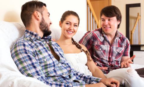 polyandry polyamory relationship man woman partners throuple sexuality 123rf