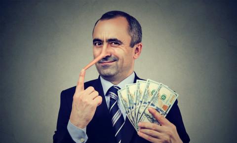 Fraud accounting corruption liar corruption 123rf