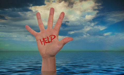 help drowning debt