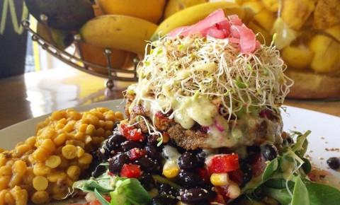 Veggie burger Sunshine Food Co