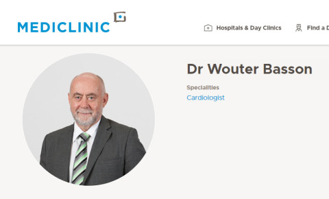 wouter basson mediclinic dr death apartheid