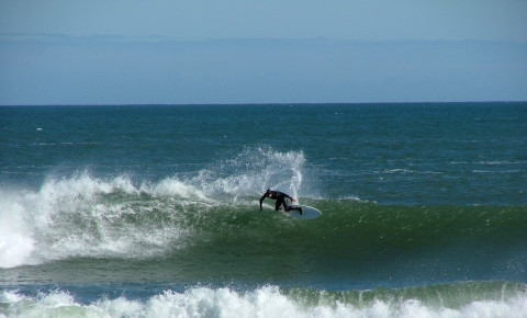 Northern Cape beaches surfing