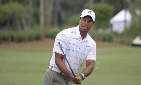 Tiger Woods PGA Tour, Ponte Vedra, Florida May 20, 2012 123rf