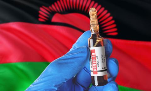 Malawi Malawian flag covid-19 vaccine 123rf