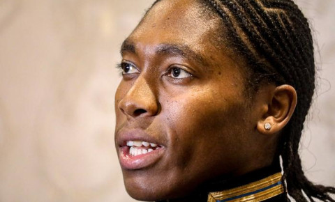 Caster Semenya 2019 Top Women Conference Johannesburg