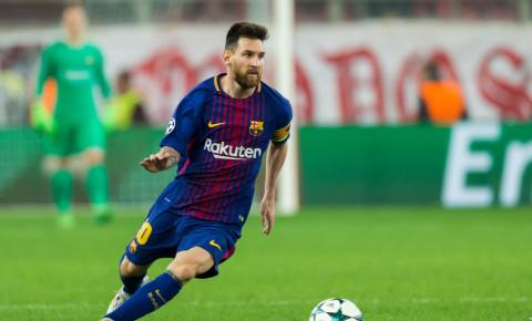 Lionel Messi 123rf