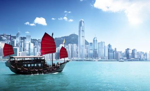 Hong Kong China 123rf
