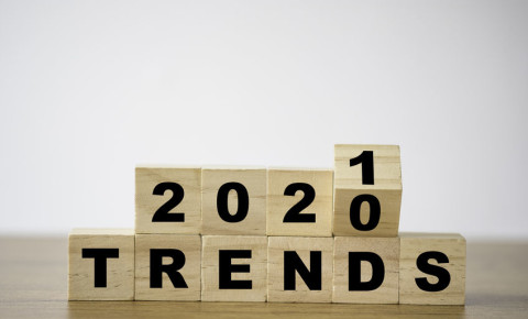 Trend trends 2020 2021 123rf