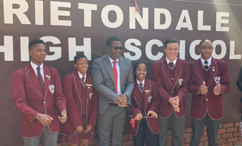 Rietondale Secondary School