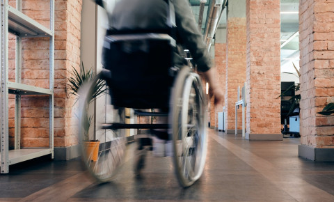 Wheelchair disability disables Pexels
