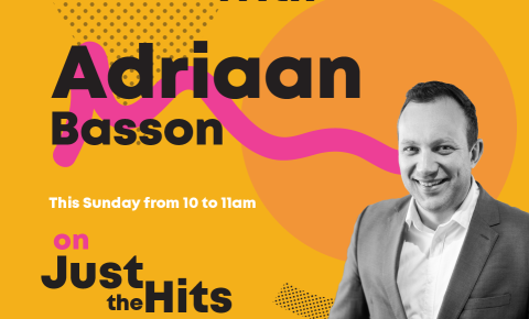 Just the Hits Adriaan Basson 13 December 2020