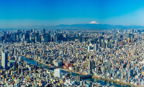 Tokyo Japan pixabay