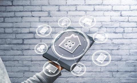 123rf smart home automation