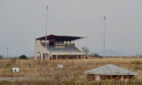 Mdabula Stadium renovated with Lotto funds Limpopo Mirror credit