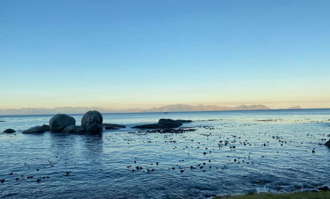 Millers Point, False Bay Cape Town - Photograph by Clive Maasch