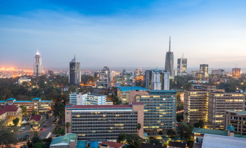 Nairobi skyline Kenya 123rf 123rfAfrica 123rfbusiness 123rflifestyle