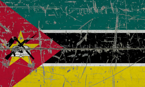 Mozambique flag 123rf