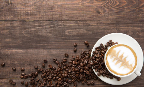 Coffee beans cappuccino 123rf 123rflifestyle