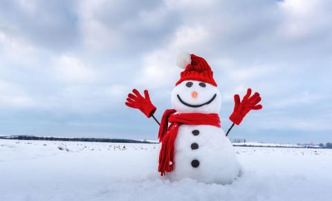 Snowman 123rf 123rflifestyle weather snowreportsa