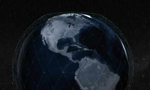 Starlink satellite constellation SpaceX