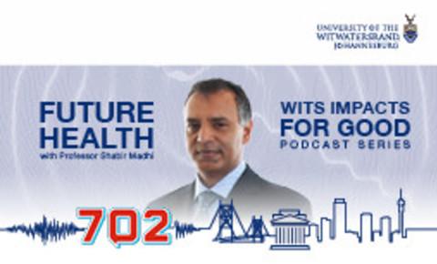 Wits University - Shabir Ahmed Madhi