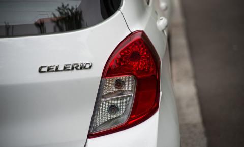 Suzuki Celerio 123rf