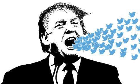 Donald Trump Twitter 123rfworld 123rf