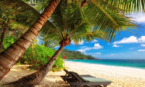 Seychelles. Mahe island.