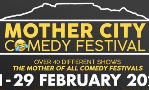 Mother City Comedy Festival 2020 Facebook