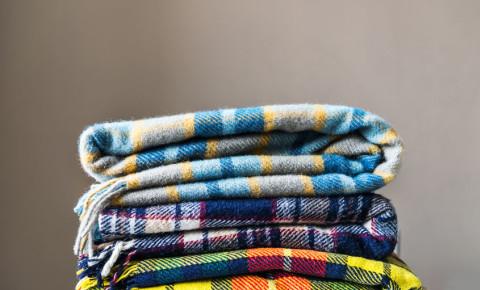 blankets 123rf