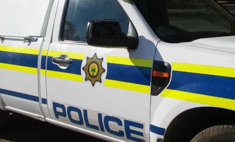 Police van SAPS